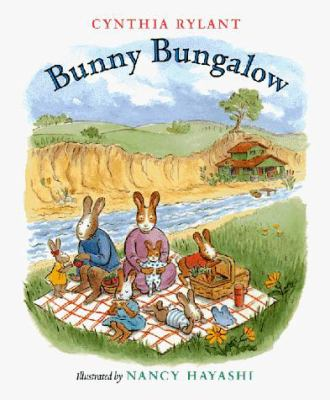 Cover image for Bunny bungalow