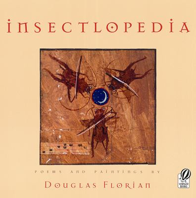 Cover image for Insectlopedia : poems and paintings