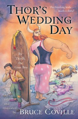 Cover image for Thor's wedding day