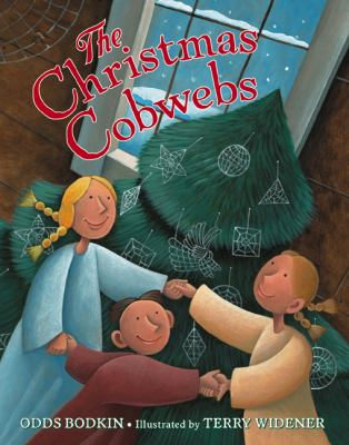 Cover image for The Christmas cobwebs