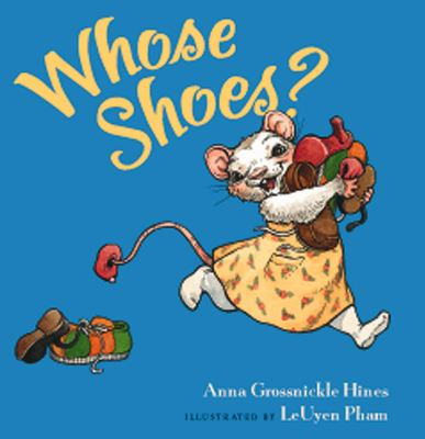 Cover image for Whose shoes?