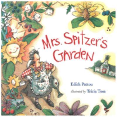 Cover image for Mrs. Spitzer's garden
