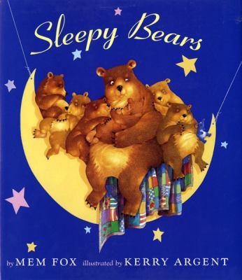 Cover image for Sleepy bears