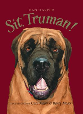 Cover image for Sit, Truman!