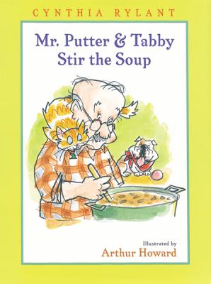 Cover image for Mr. Putter & Tabby stir the soup