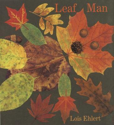 Cover image for Leaf Man