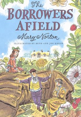 Cover image for The Borrowers afield