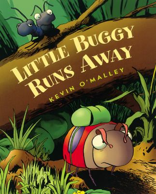Cover image for Little Buggy runs away