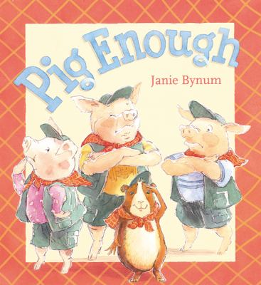 Cover image for Pig enough