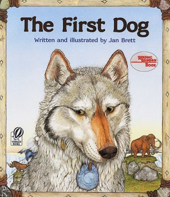 Cover image for The first dog