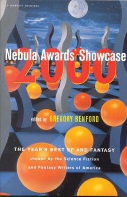 Cover image for Nebula awards showcase 2000 : the year's best sci-fi and fantasy
