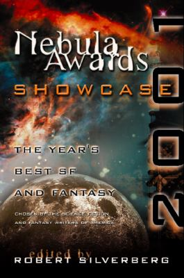 Cover image for Nebula awards 2001 : the year's best sci-fi and fantasy chosen by the science and fantasy writers of America
