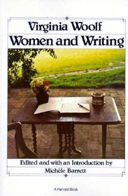 Cover image for Virginia Woolf, women and writing