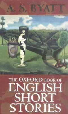 Cover image for The Oxford book of English short stories