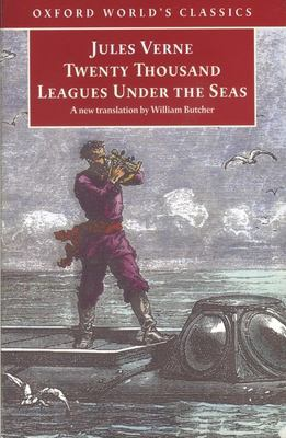 Cover image for Twenty thousand leagues under the seas