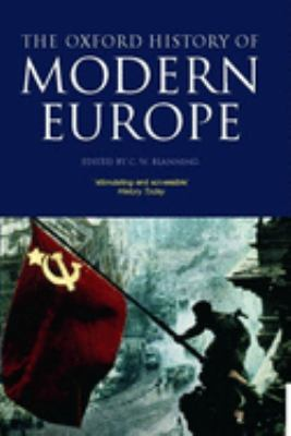 Cover image for The Oxford history of modern Europe