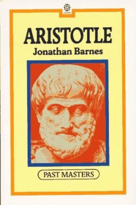 Cover image for Aristotle
