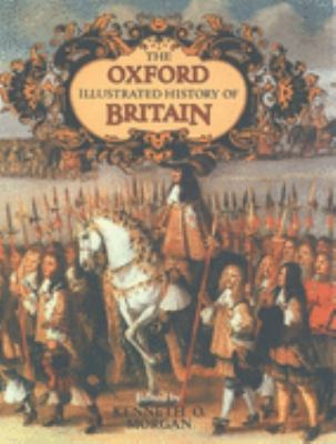 Cover image for The Oxford illustrated history of Britain