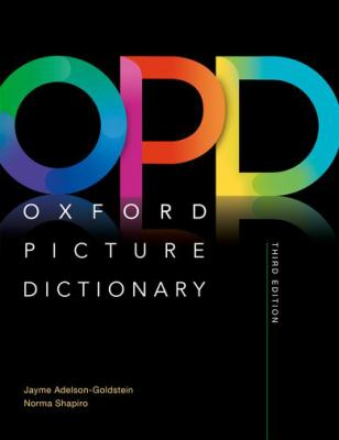 Cover image for Oxford picture dictionary
