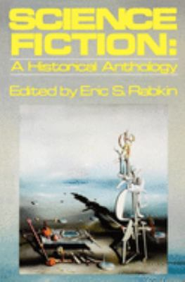 Cover image for Science fiction : a historical anthology