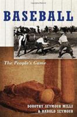 Cover image for Baseball.