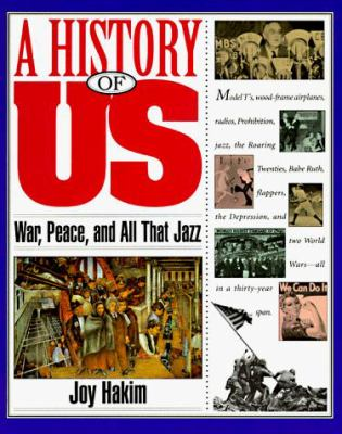 Cover image for War, peace, and all that jazz