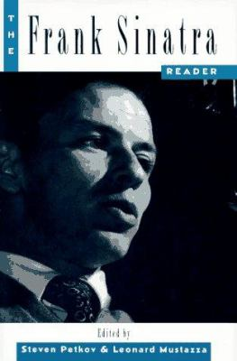 Cover image for The Frank Sinatra reader