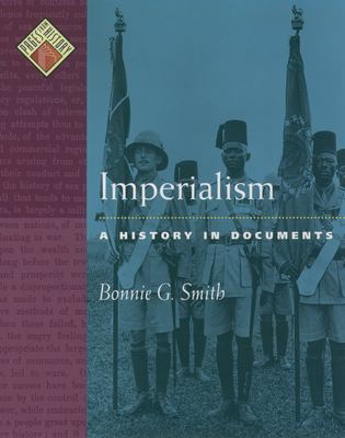 Cover image for Imperialism : a history in documents