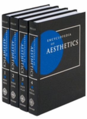 Cover image for Encyclopedia of aesthetics