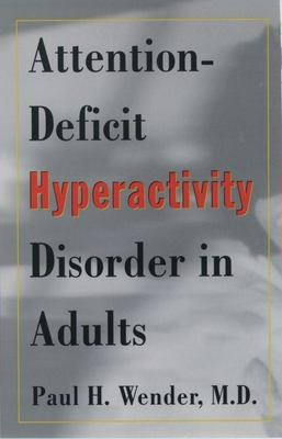 Cover image for Attention-deficit hyperactivity disorder in adults
