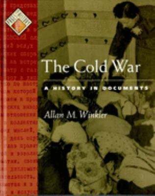 Cover image for The Cold War : a history in documents