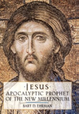 Cover image for Jesus : apocalyptic prophet of the new millennium
