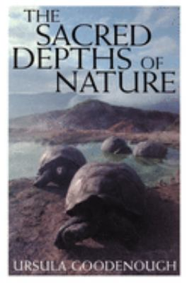 Cover image for The sacred depths of nature
