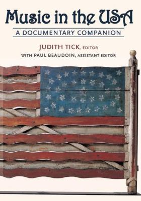 Cover image for Music in the USA : a documentary companion
