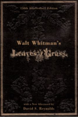 Cover image for Leaves of grass