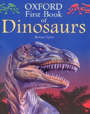 Cover image for Oxford first book of dinosaurs
