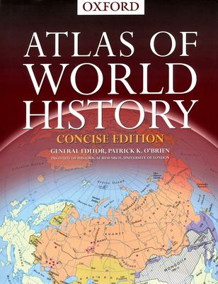Cover image for Oxford atlas of world history