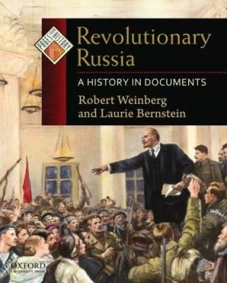 Cover image for Revolutionary Russia : a history in documents