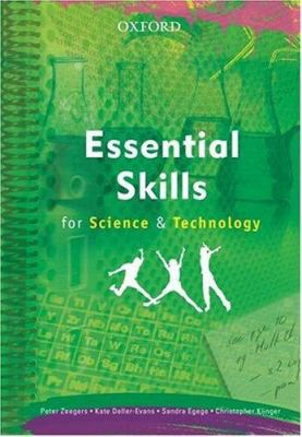 Cover image for Essential skills for science & technology