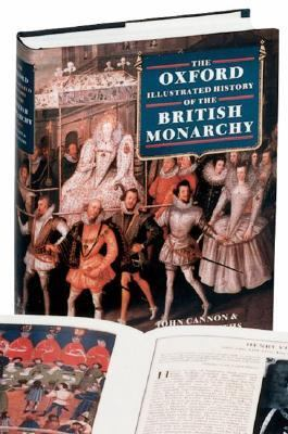 Cover image for The Oxford illustrated history of the British monarchy