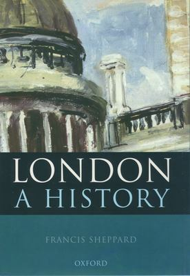 Cover image for London : a history