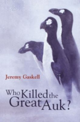 Cover image for Who killed the great auk?