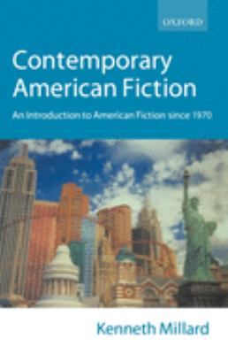 Cover image for Contemporary American fiction