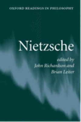 Cover image for Nietzsche
