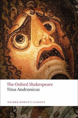 Cover image for Titus Andronicus