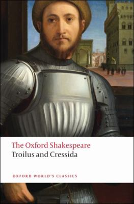 Cover image for Troilus and Cressida