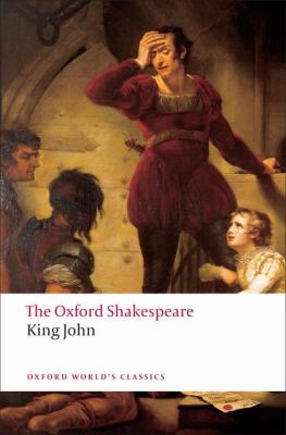 Cover image for The life and death of King John