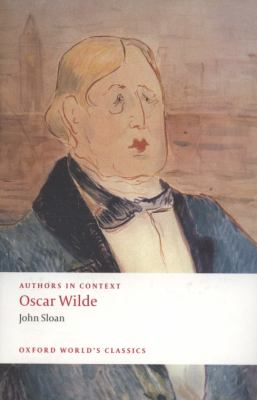 Cover image for Oscar Wilde