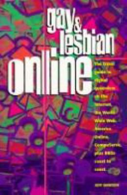Cover image for Gay & lesbian online