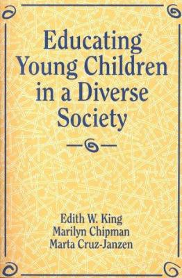 Cover image for Educating young children in a diverse society